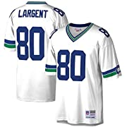 Adult Sizes Embroidered Tackle Twill Graphics Mock Jock Tag Officially Licensed NFL Merchandise 100% Polyester