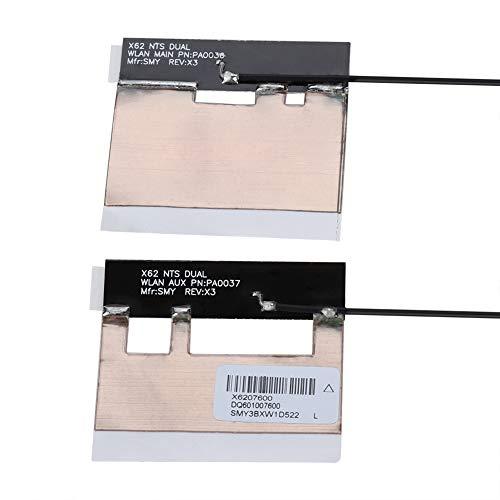 Tihebeyan IPEX 4 IPEX Antenne Eingebaute NGFF/M.2 WiFi Empfänger Antenne mit 4 Port 2.4 / 5G für / 2St
