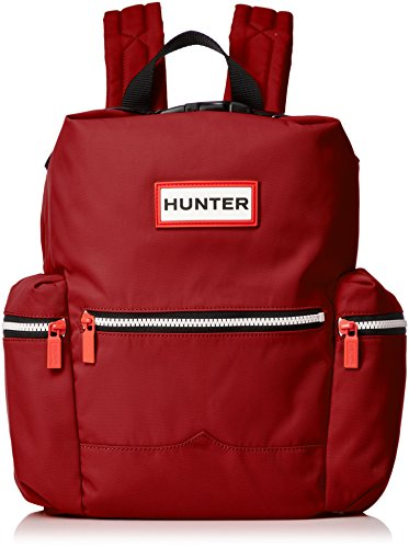 Hunter oiriginal topclip Unisex Rucksack Military red