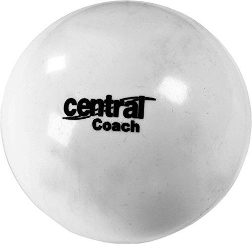 CreativeMinds UK Central Coach pratica e allenamento hockey Ball, White, Taglia unica