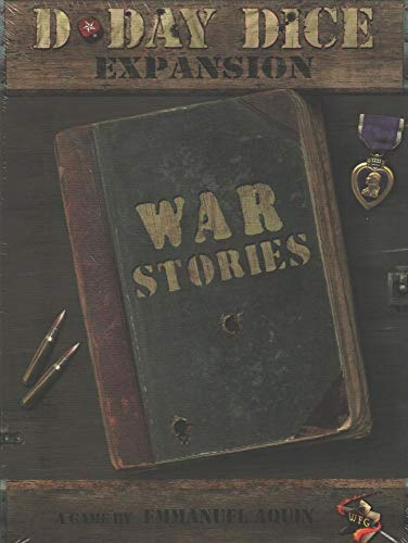 Word Forge Games D-Day Dice - War Stories Exp