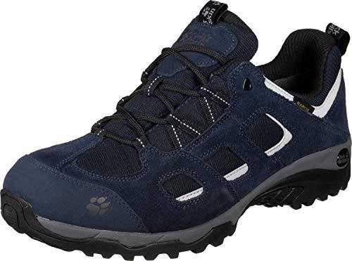 Jack Wolfskin Herren Vojo Hike 2 Texapore Low M Wasserdicht Trekking-& Wanderhalbschuhe, Blau (Night Blue 1010), 39.5 EU