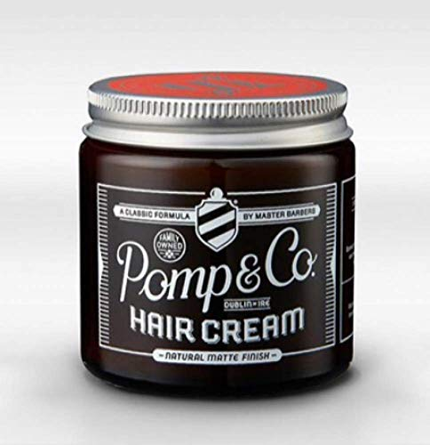 Pomp & Co Matt Hair Cream 120ml