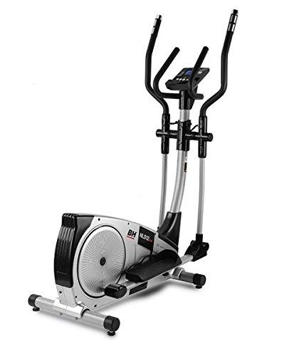 BH Fitness i.NLS 12 DUAL WG2351 bicicletta ellittica con Dual Kit
