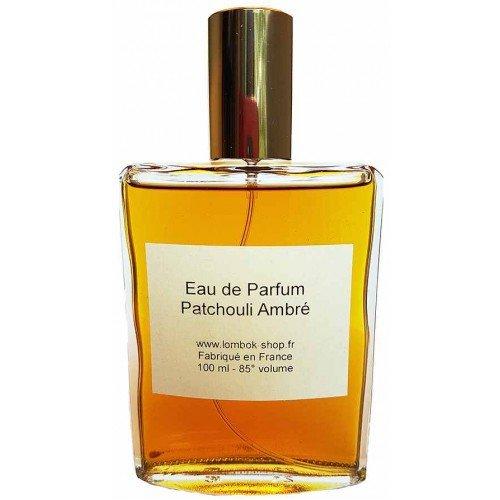 Eau de parfum patchouli ambré 100 ml