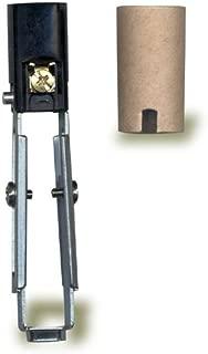 National Artcraft Chandelier Lighting Fixture Socket, Pack of 10