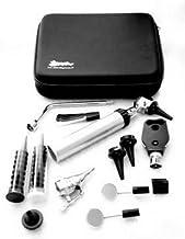 کیت ENT کپی ENT Bock Medical Edition: RA Bock Diagnostics ، کیت معاینه گوش ، بینی و گلو و نمودار چشم اسنلن: ابزار مناسب برای دانشجویان پزشکی!