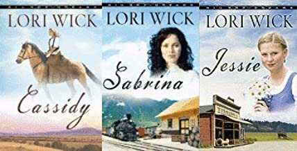 Cassidy / Sabrina / Jessie - 3 Book Set (Big Sky Dreams, 1-3)