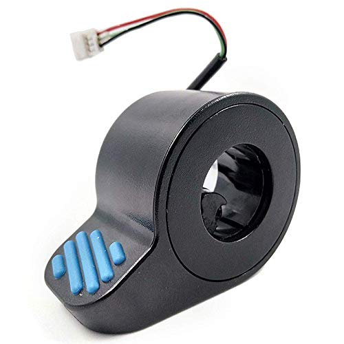 Fransande Thumb - Acelerador de acelerador para patinete eléctrico Es1, reemplaza plegable de acelerador de dedos para Es1/Es2/Es3/Kickscooter