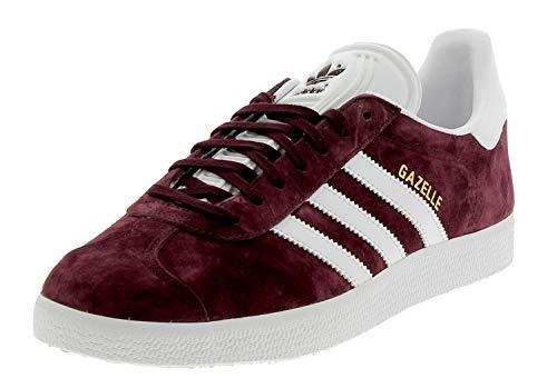 adidas Gazelle,  Zapatillas de deporte para Hombre,  Rojo (Granat/Ftwbla/Dormet 000),  42 2/3 EU