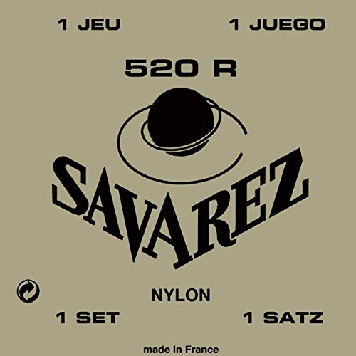 Savarez 520R Saitensatz für klassische Gitarre