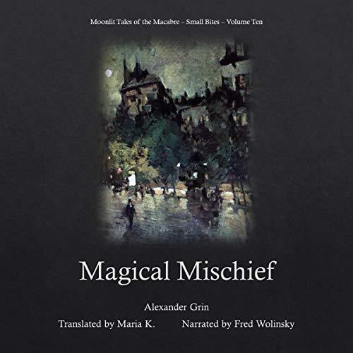 Magical Mischief Titelbild
