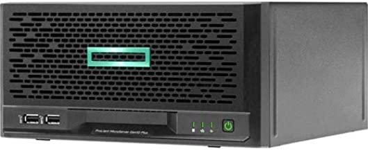 Hewlett Packard Enterprise HPE ProLiant MicroServer Gen10 Plus Ultra Micro Tower Server - 1 x Xeon E-2224-16 GB RAM HDD SSD