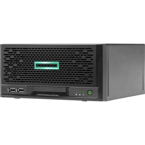 Hewlett Packard Enterprise HPE ProLiant MicroServer Gen10 Plus Ultra Micro Tower Server - 1 x Xeon E-2224-16 GB RAM HDD SSD