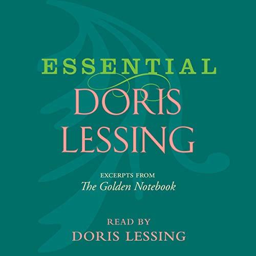Essential Doris Lessing audiobook cover art