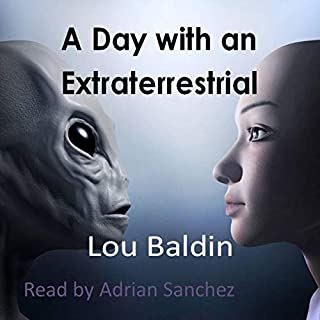 A Day with an Extraterrestrial cover art