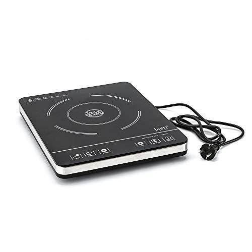 BOTTI Kookplaat voor camping, kookplaat, inductie, fornuis, 2000 W