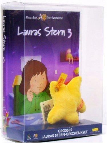 Lauras Stern 3 (inklusive Original Steiff Stern als Schlüsselanhänger) [Special Edition]