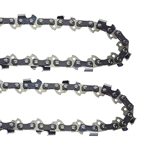 Dunhil Pack of 2 16 inch Chainsaw Chains 3/8 LP .050 Inch 56 Drive Links fits for Craftsman Echo Homelite Poulan Remington
