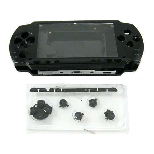 OSTENT Full Housing Repair Mod Case + Buttons Replacement Compatible for Sony...