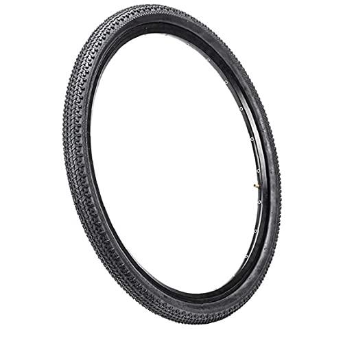 VusiElag Neumáticos para Bicicletas, Buen Rendimiento de la Guardia Resistencia al cableado k1153 Antideslizante Bicicleta de Bicicleta Llantas de Alambre Accesorios de Ciclismo 1.95 Pulgadas