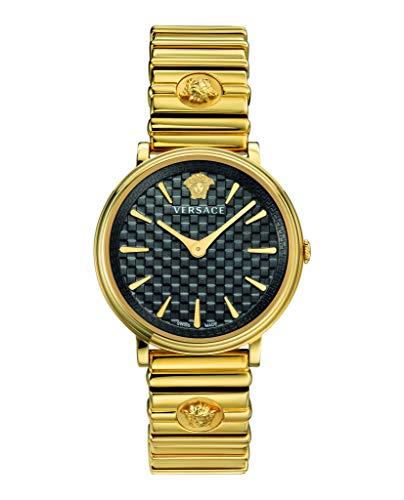 Versace VE8101519 V-Circle Dames horloge 38 mm
