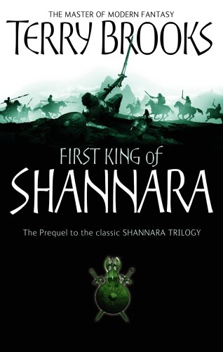 The First King Of Shannara (English Edition)