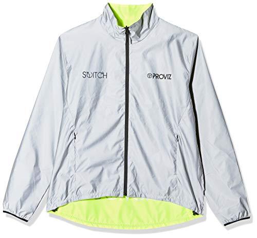 Switch Reflective Proviz Veste De Vélo Homme Noir Taille XL