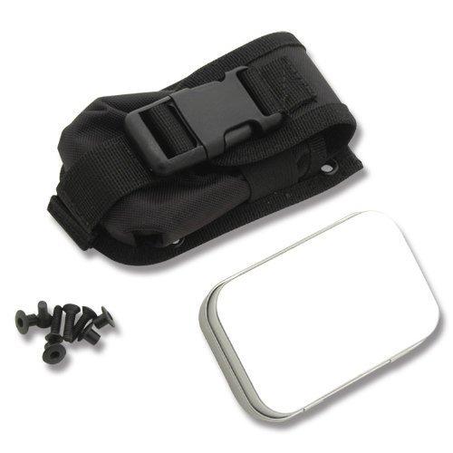 ESEE, Outdoor Tool, Accessory Pouch Black, schwarz, Survival Kit, Scheide