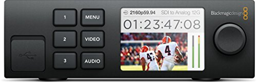 Blackmagic Design Teranex Mini Smart Panel Marca Blackmagic Design