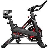 Bicicleta estacionaria Bicicletas de ejercicios de ciclismo interior Ejercicio ultra tranquilo ajustable Pedal de ejercicio Bicicleta de giro Control magnético para la pérdida de peso Deportes