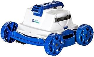 Gre RKJ14 Kayak Jet Blue - Robot Eléctrico Limpiafondos de Piscina, 18.000 l/h