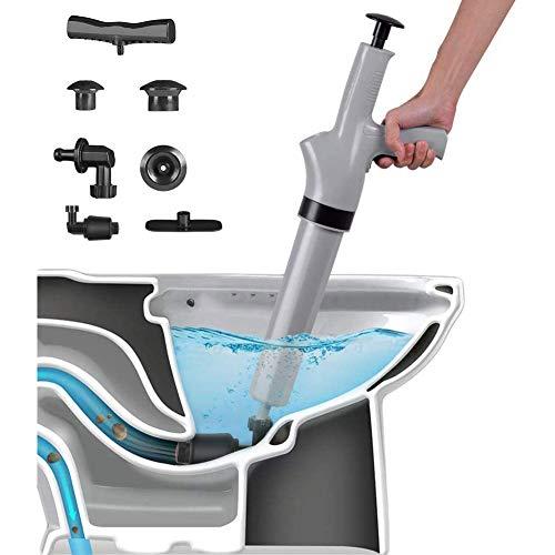 Ontgrendelen Druk Buizen Professionele Wasmachines, Luchtkanaal Naar De Keuken WC Waterkanon Via Het Toilet Drain
