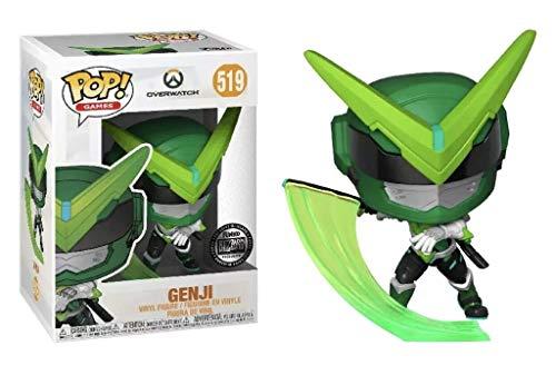 Funko Pop! Games: Overwatch - Sentai Genji (Exclusive)
