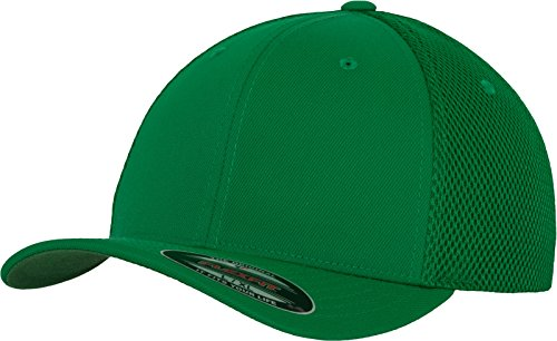 Flexfit Erwachsene Mütze Tactel Mesh, Green, L/XL, 6533