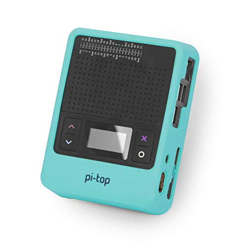 Pi-top [4] Funda Protectora - Verde Resistente a los Golpes Anti-Scratch Caso para pi-top [4] Ordenador