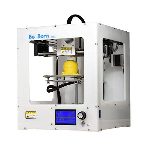 Stampante 3D fai-da-te, aperta, grande area di stampa, per kit con vetro borosilicato, con piatto riscaldato100 -240V, stampante