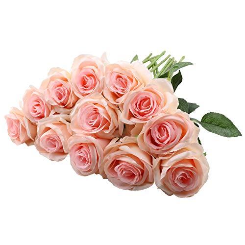 Flores Artificiales Largas Decoración flores artificiales  Marca Rui Fiori