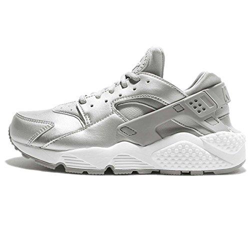 Nike Damen 859429-002 Traillaufschuhe, Silber (Metallic Silver/Matte Silver), 36.5 EU