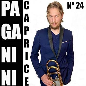 Caprice No. 24 (Arr. for Trombone) [Live]