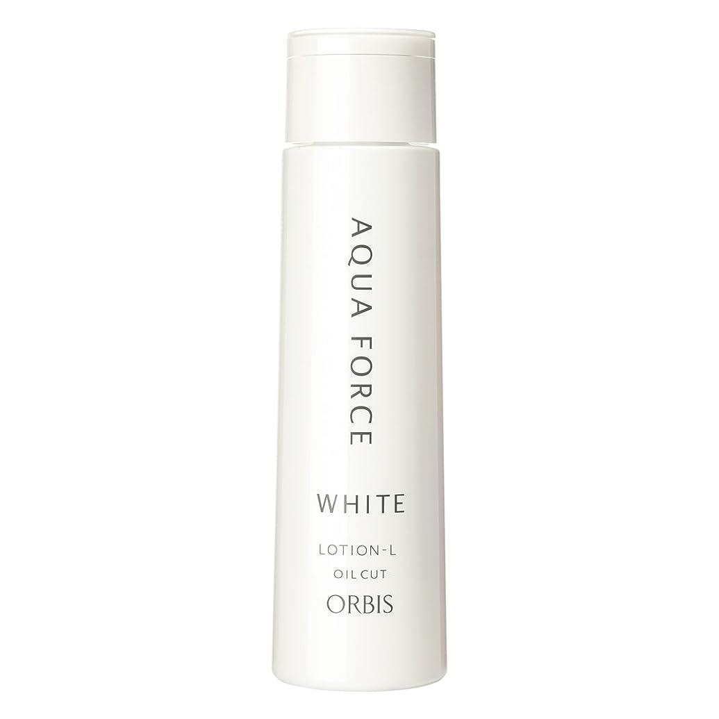 異常美容師悪化するオルビス(ORBIS) アクアフォースホワイトローション Lタイプ(さっぱり) ボトル入り 180mL ◎薬用美白化粧水◎