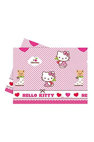 Kunststoff Tischdecke Hello Kitty