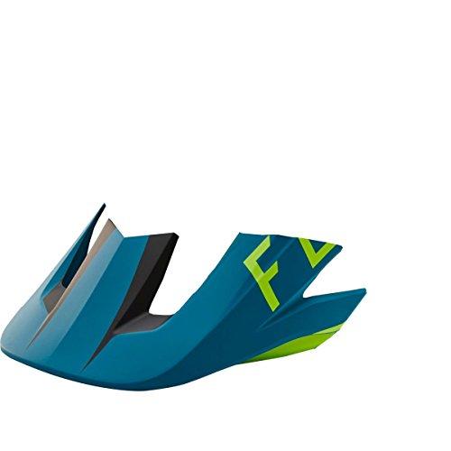 Fox - Visiera per casco Metah Flow Teal 20307-176-OS, multicolore
