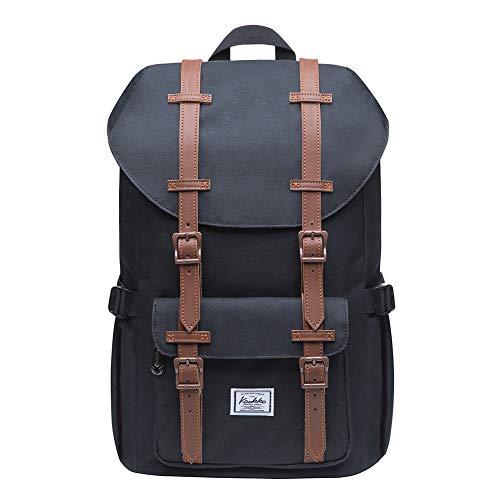 KAUKKO Laptop-Outdoor-Rucksack, Reiserucksack für 39,6 cm (15,6 Zoll) Laptops