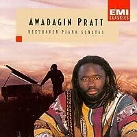 Awadagin Pratt: Beethoven Piano Sonatas by Awadagin Pratt