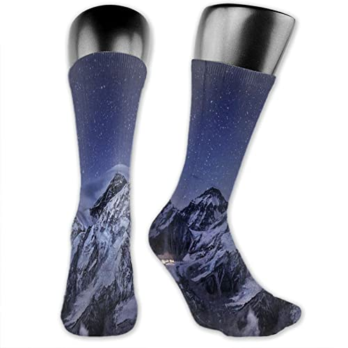 Night Sky 3-piece socks casual breathable sports suitable for all seasons unisex adults