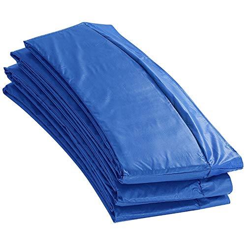 Cuasting Cubierta redonda de repuesto para trampolín de seguridad para cama elástica de 6 pies