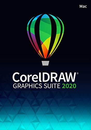 CorelDRAW Graphics Suite 2020   Unbefristete   1 Gerät   Mac   Mac Aktivierungscode per Email