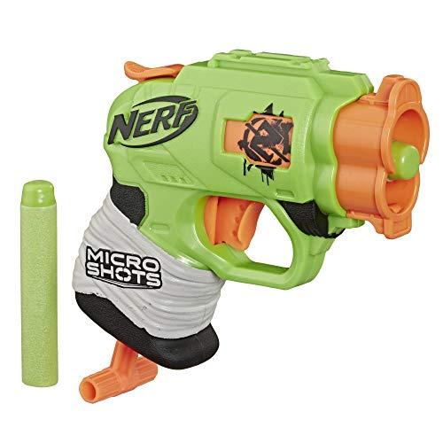 NERF Microshots Zombie Strike Doublestrike Blaster