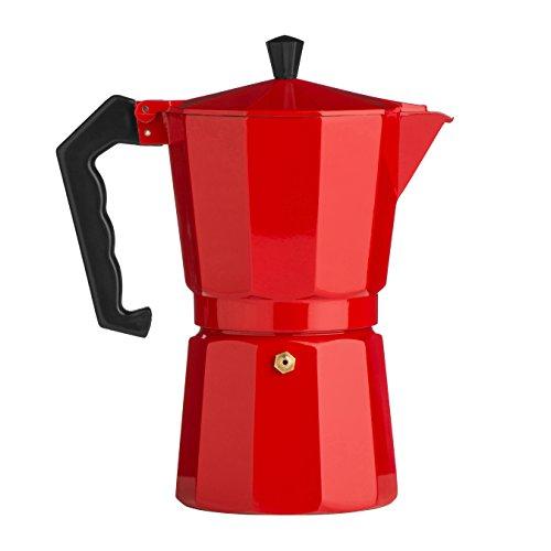 Premier Housewares - Cafetera de Espresso para 9 Tazas